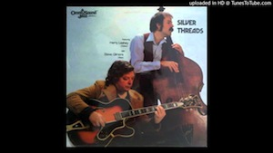 "Guitarist Harry Leahey and bassist Steve Gilmore; 1982 album ""Silver Threads""."