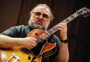 Guitarist Joe Diorio