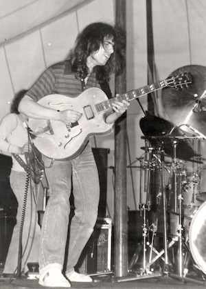 Pat Metheny (circa 1980)
