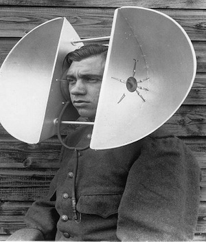 Listening device - not necessarily for music.