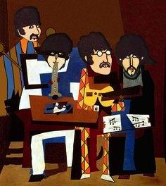 Picasso's Beatles