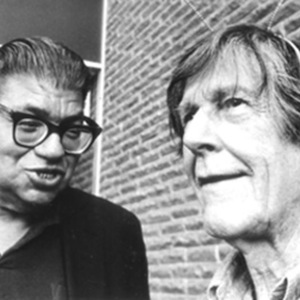 Morton Feldman and John Cage