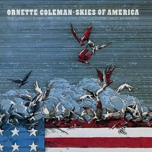 Skies Of America - album cover