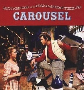 "Shirley Jones and _______ in the film adaptation of ""Carousel"""